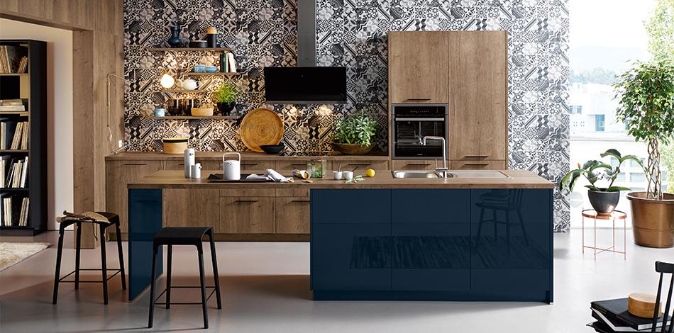 dunkle kuechen 2 bensberg wohnen. Black Bedroom Furniture Sets. Home Design Ideas