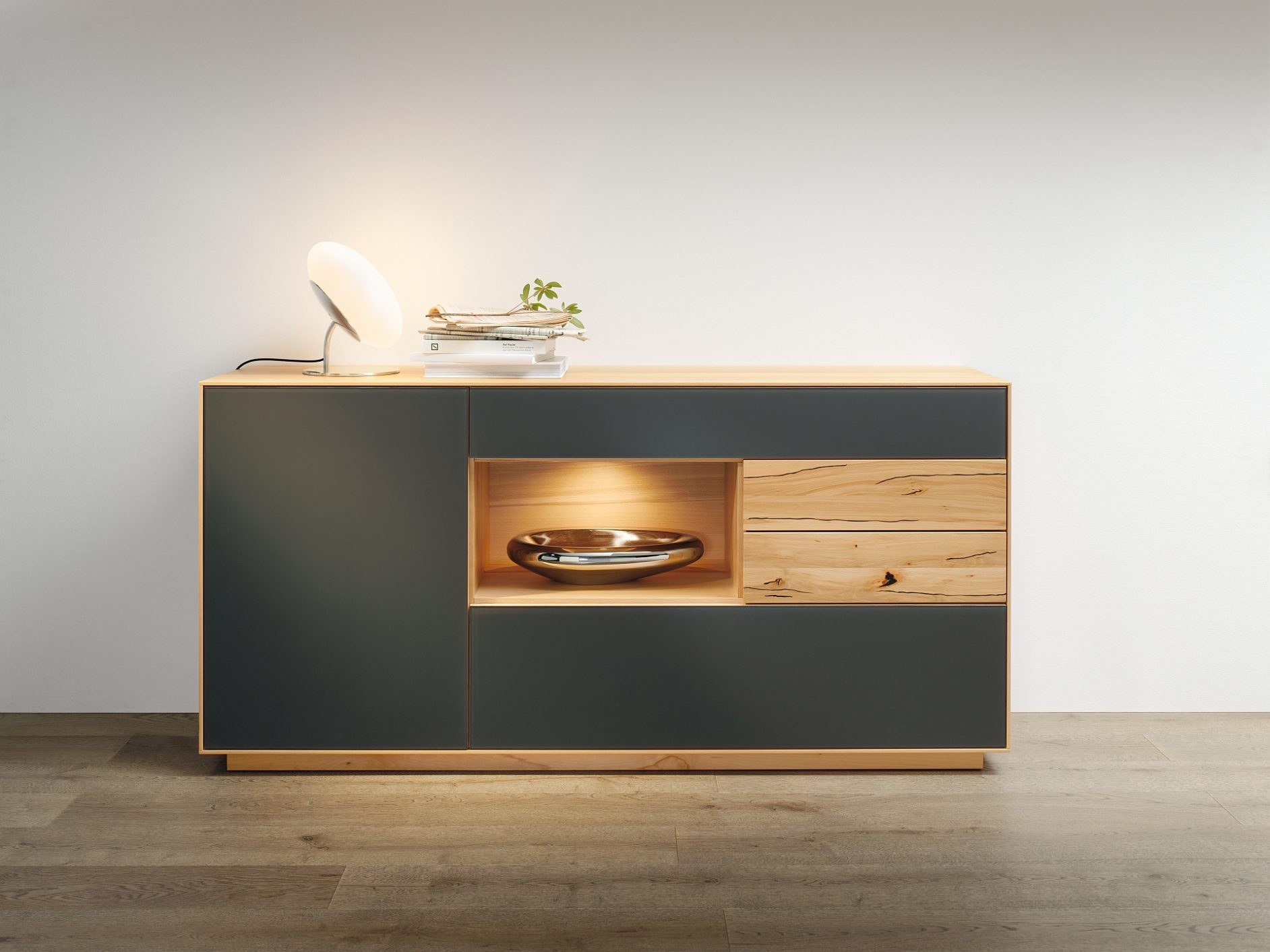sideboards vitrinen archive bensberg wohnen. Black Bedroom Furniture Sets. Home Design Ideas