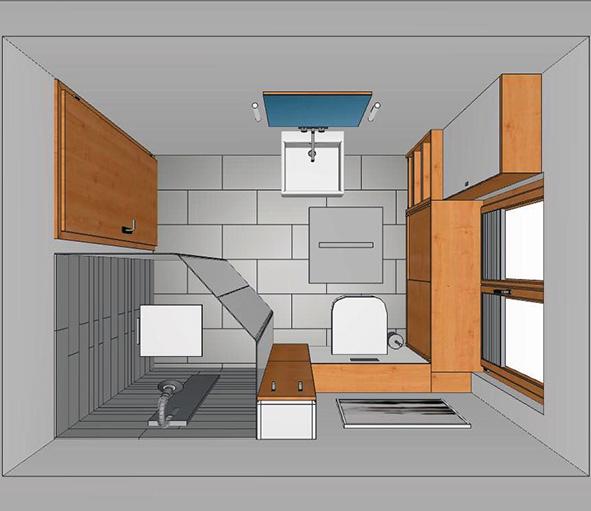 Badezimmer - Bensberg Wohnen