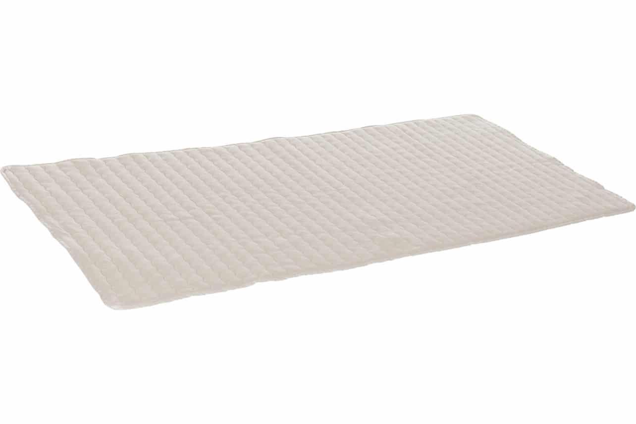 Auflage/Unterbett mit Lyocell (Tencel®), Bezug aus Lyocell (Tencel®) und Schafschurwolle