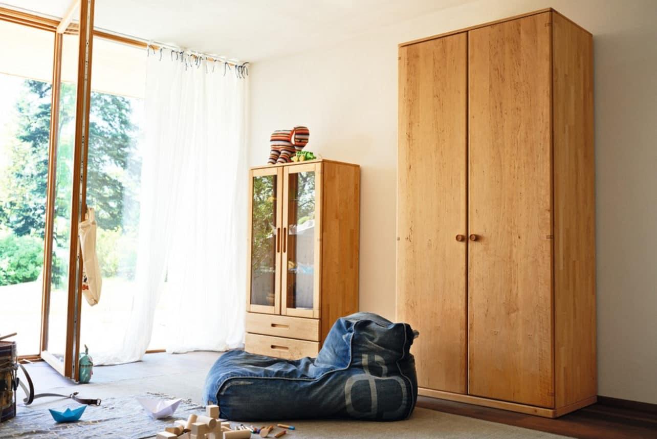 Kleiderschrank Mobile in Erle. Kinderzimmer Mobile in Erle.