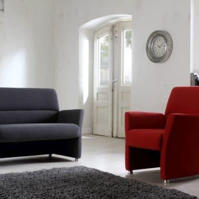 Sessel und Sofa Nossa