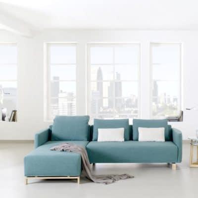 Sofa Giglio 2,5 Sitzer mit Recamiere