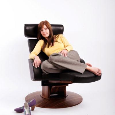Moizi, ergonomischer Entspannungssessel