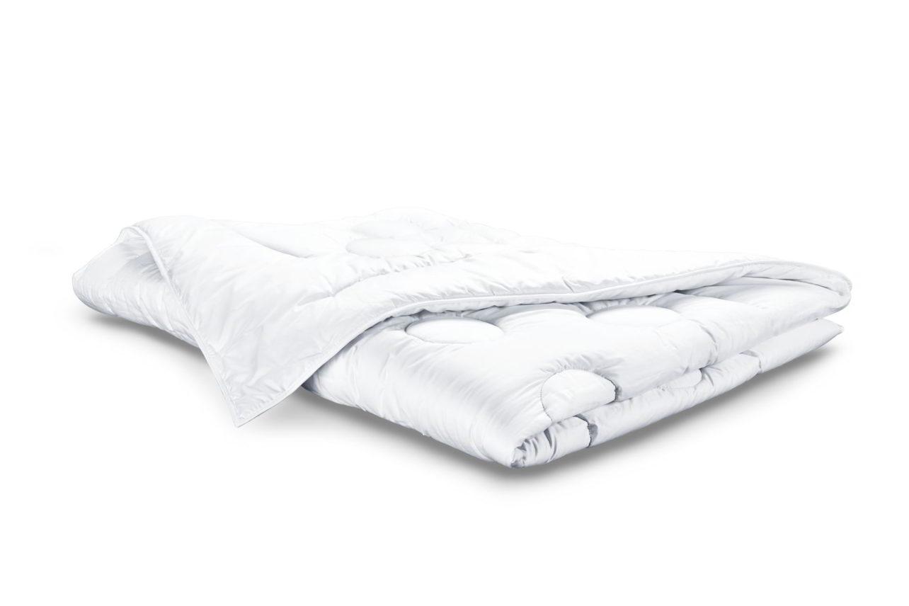 Bettdecke Bambus/Baumwolle Bezug Satin