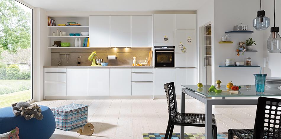 helle Küchen - Bensberg Wohnen