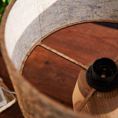 Tischleuchte Pura Detail